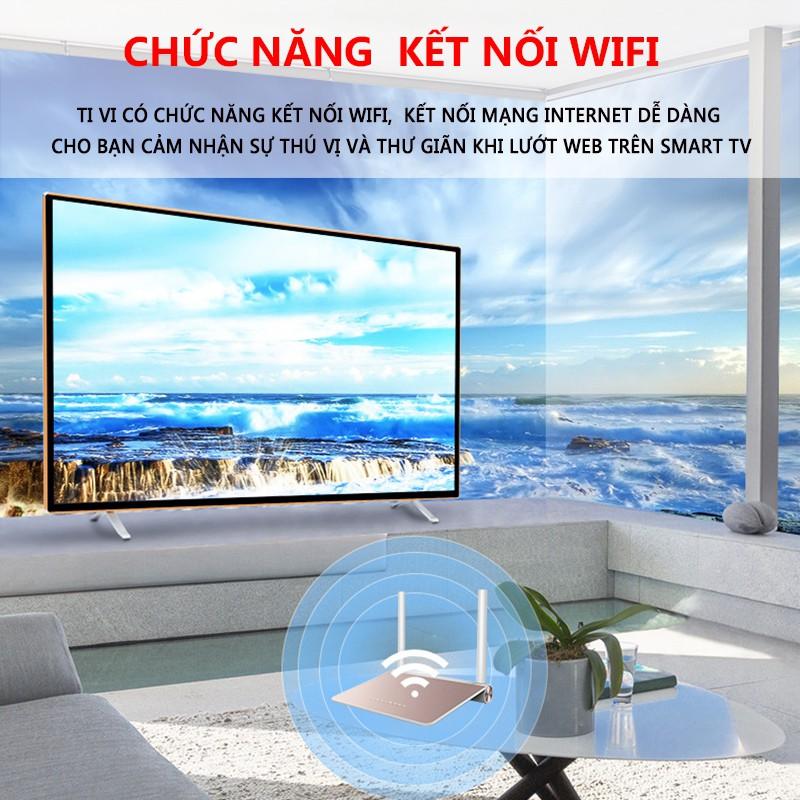 OT117/ OT116- Ti vi màn hình tinh thể lỏng LCD 40 inch và 32 inch Smart TV kết nối wifi tv màu topsmarket898
