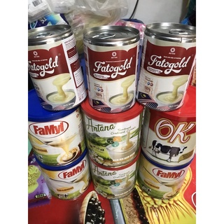 hộp Sữa Đặc Malaysia 1kg date 6/2022