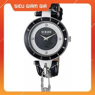 [New 2021] Đồng hồ nữ Versus SCK01 0016 đen , dây khóa Full Box Hàng Authentic thumbnail