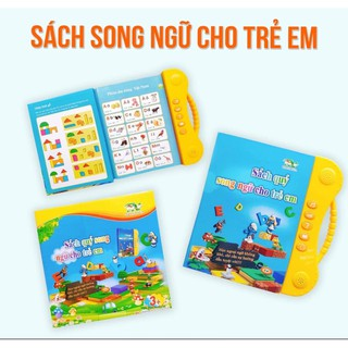 Sách Điện Tử Song Ngữ Anh- Việt