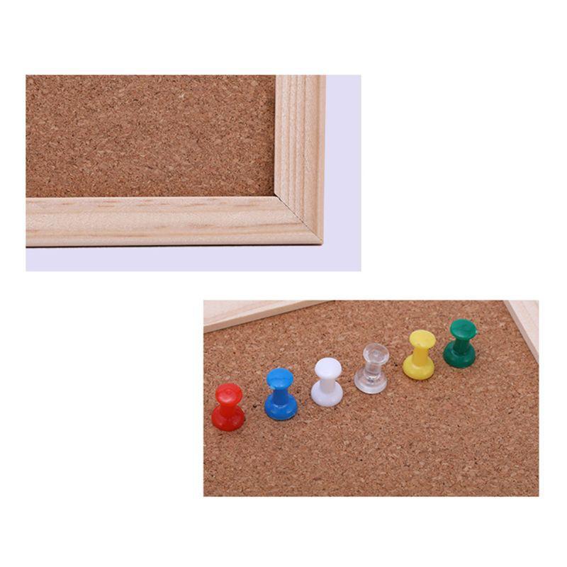 Bảng gỗ thông dụng 40x60cm
