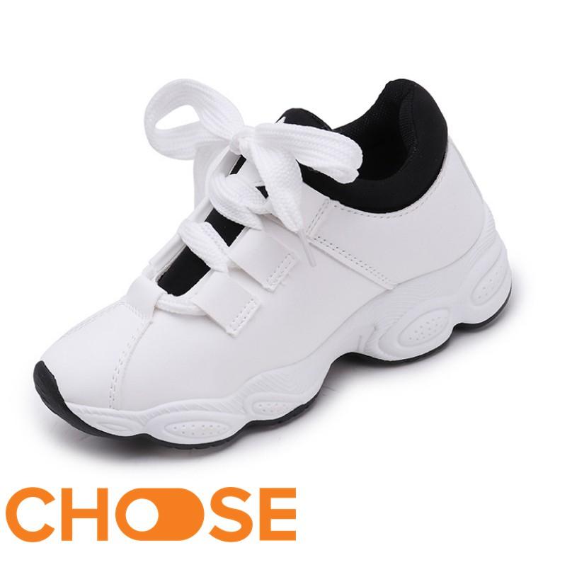 Giày Nữ Vải Thể Thảo Lười sneaker Choose Đế Cao Su Đúc Nguyên Khối Giày Tăng Chiều Cao✔️GK9K1