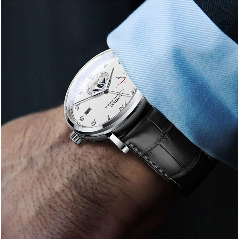 Đồng hồ nam Lobinni No.6009-6