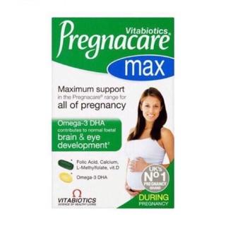 Vitamin tổng hợp bầu Pregnacare Max – 84v Chuẩn Xách tay UK