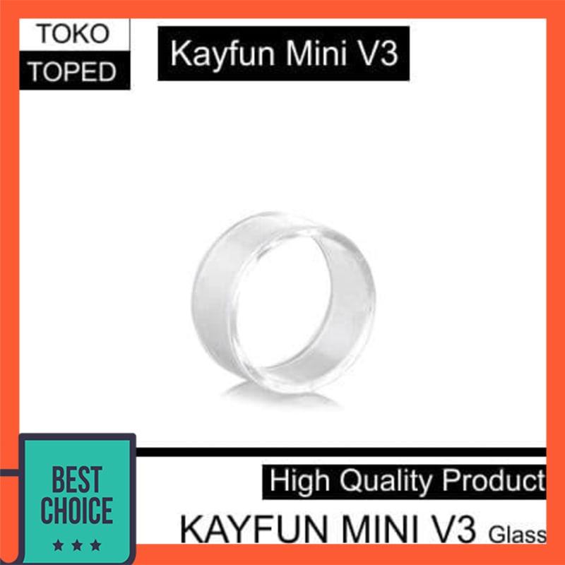 Kính thay thế cho Lenovo Kayfun Mini v3 | Kính rta