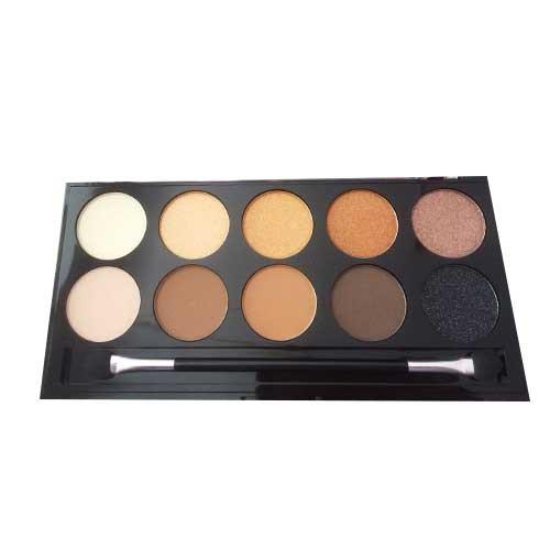 Bảng Màu Mắt ODBO Alluring Palette Eyeshadow (OD250) 01