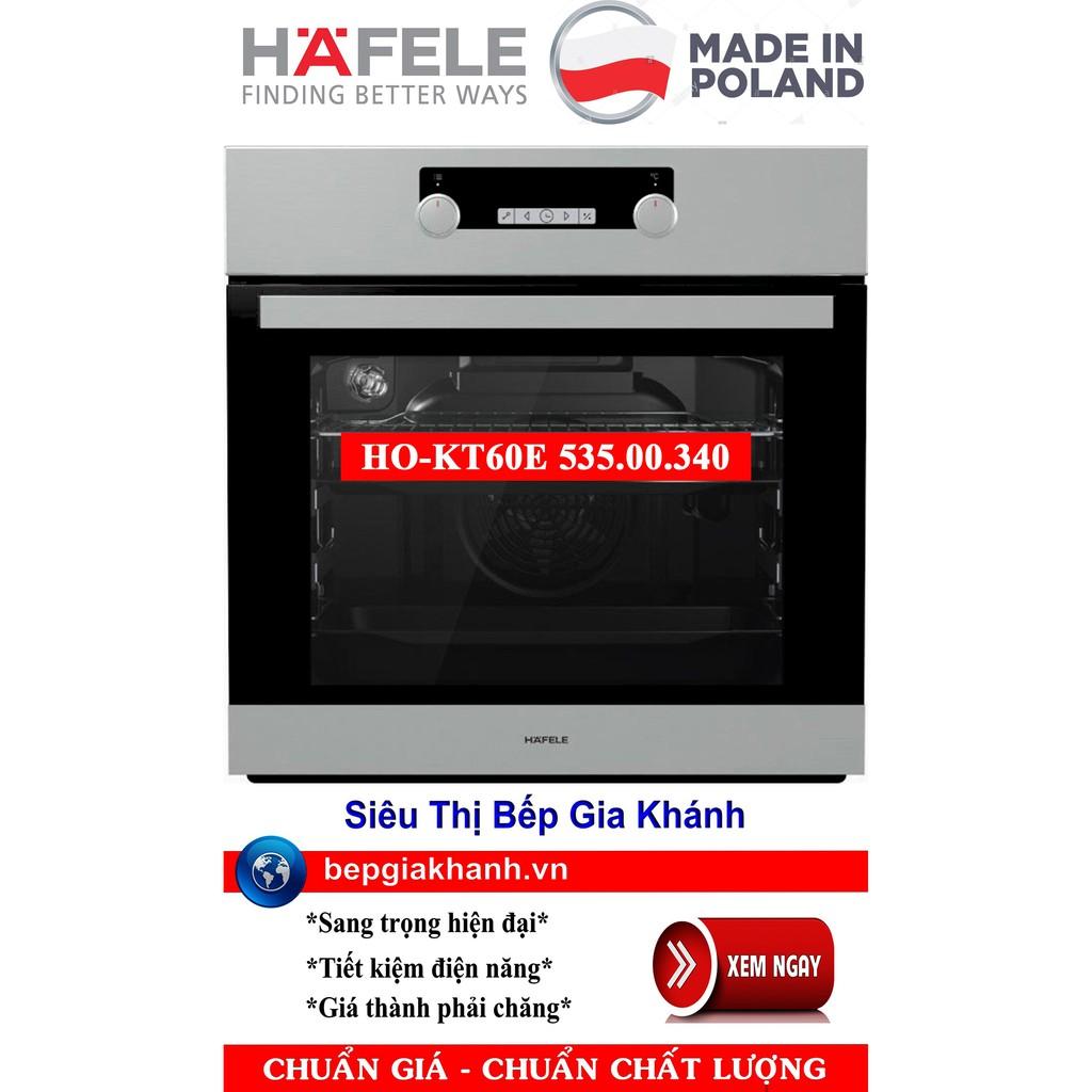 Lò nướng âm tủ cao cấp Hafele HO-KT60E 535.00.340 nhập khẩu Ba Lan