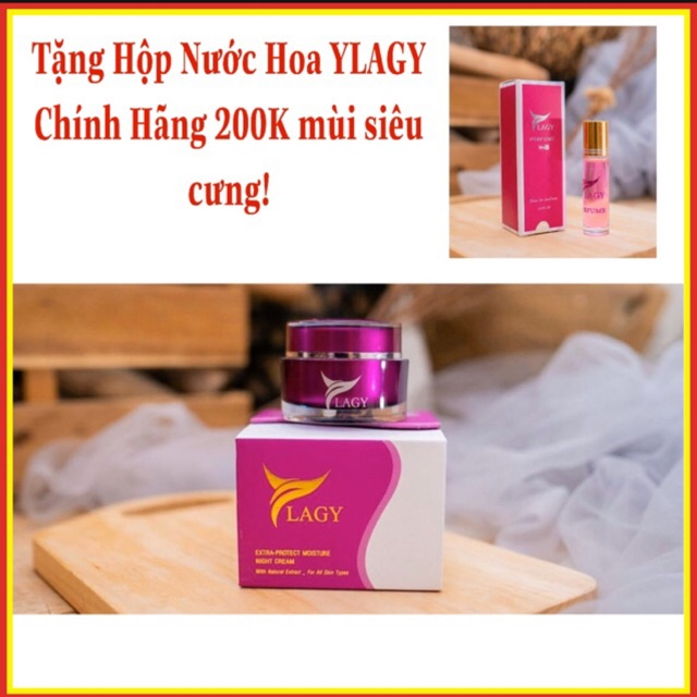 Mỹ phẩm YLAGY - Kem Face YLAGY ngăn ngừa nám tàn nhang mụn và dưỡng trắ