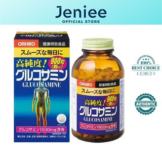 Viên uống bổ sung Glucosamine ORIHIRO Nhật Bản , viên uống giảm đau xương khớp 360 – 900 – 950 viên