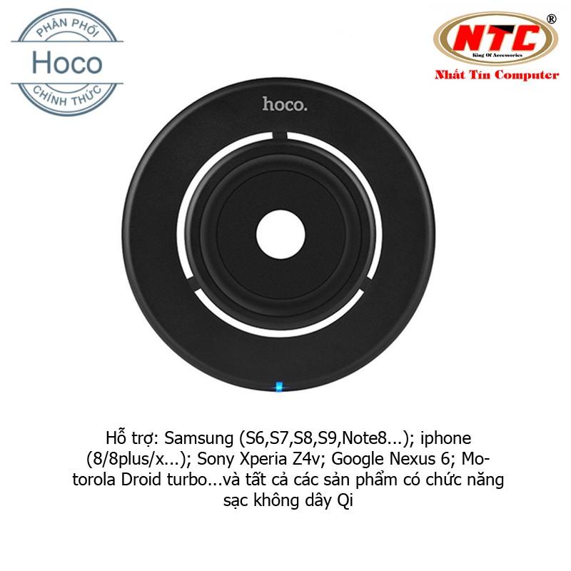 Đế sạc không dây Hoco CW9 thiết kế dễ thoát nhiệt - Hỗ trợ tất cả thiết bị có sạc không dây Qi (Đen) - 2523738 , 1255682617 , 322_1255682617 , 350000 , De-sac-khong-day-Hoco-CW9-thiet-ke-de-thoat-nhiet-Ho-tro-tat-ca-thiet-bi-co-sac-khong-day-Qi-Den-322_1255682617 , shopee.vn , Đế sạc không dây Hoco CW9 thiết kế dễ thoát nhiệt - Hỗ trợ tất cả thiết bị
