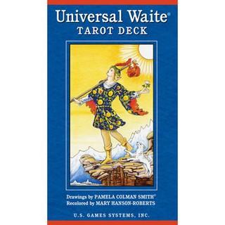 Bài Tarot Universal Rider Waite – Bộ Cơ Bản |shopee. Vn/botmau121 OJL-1165