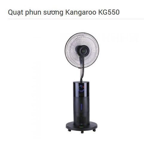 Quạt phun sương Kangaroo KG550
