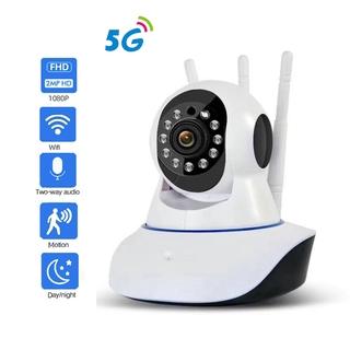 Camera An Ninh 1080p 5g Wifi Xoay 360 Độ