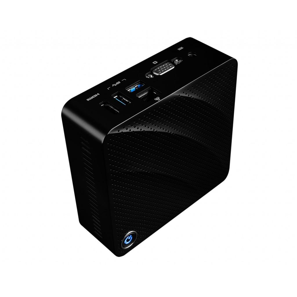 [Mã ELTECHZONE giảm 5% đơn 500K] Máy Tính Mini MSI CUBI N CE N4000 Black 8GB DDR4 2400MHz/IntelGemini LakeCeleron N4000