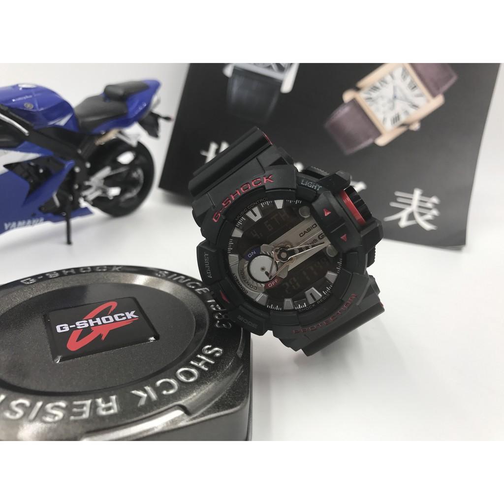 นาฬิกา G-SHOCK CASIO รุ่น GBA-400 ของแท้ประกัน  รับประกันศูนย์ 1 ปี ยักษ์ดำ