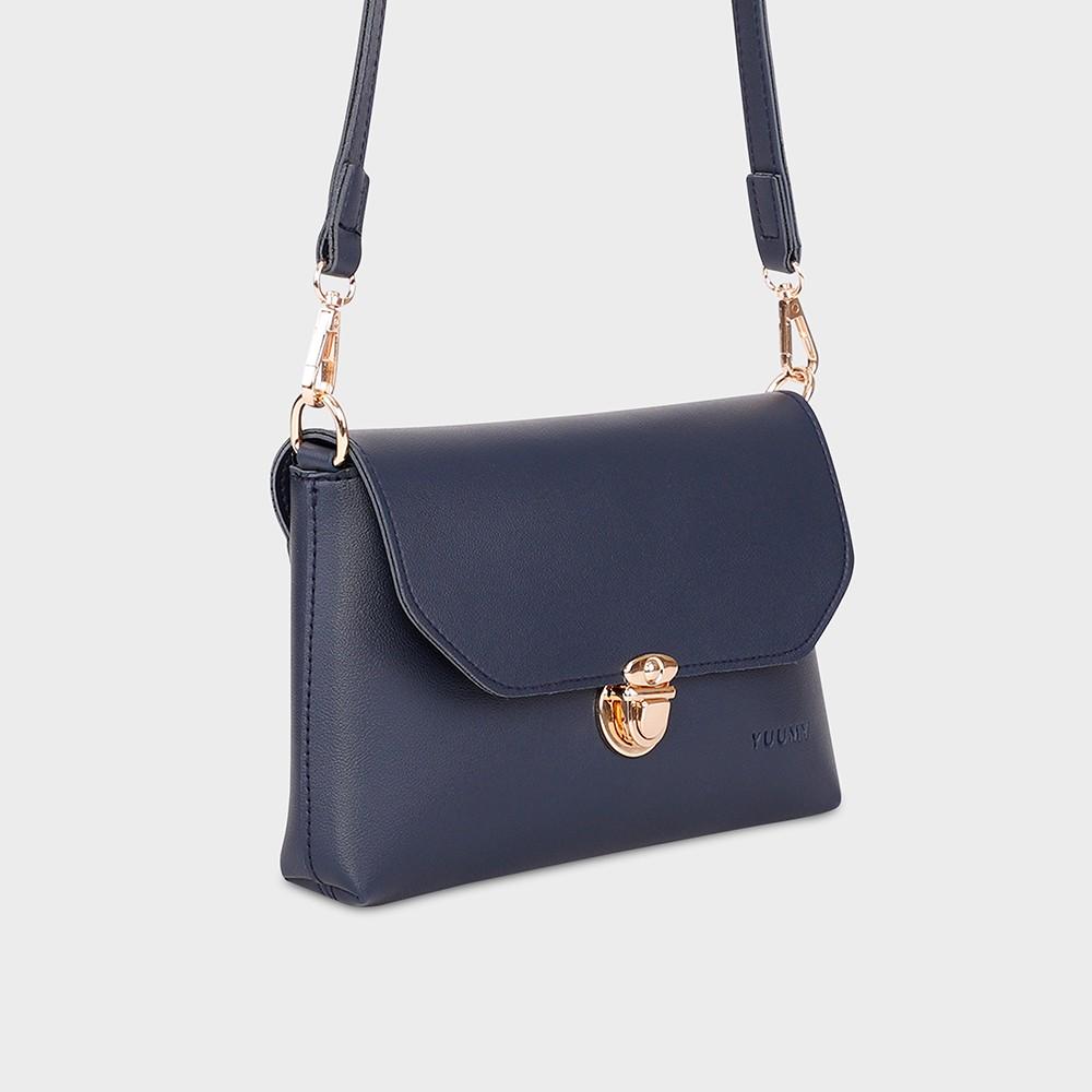 Túi đeo chéo nữ thời trang YUUMY YN53 nhiều màu