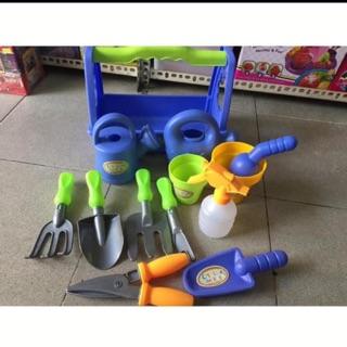 Bộ đồ chơi làm vườn enfa