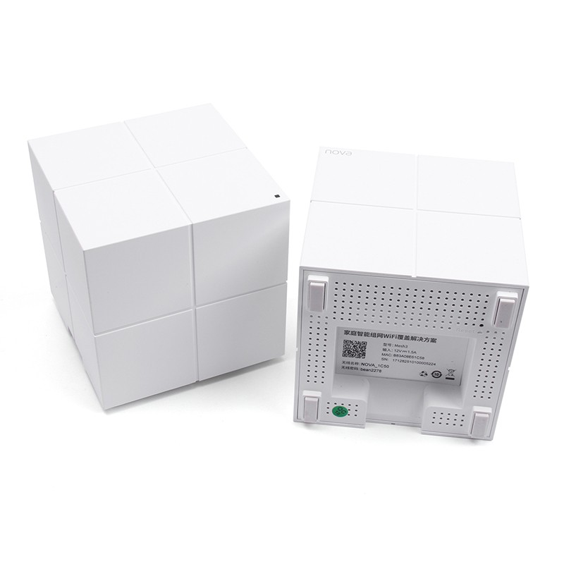 Bộ 3 Thiết Bị Router Wifi Tenda Nova MW6