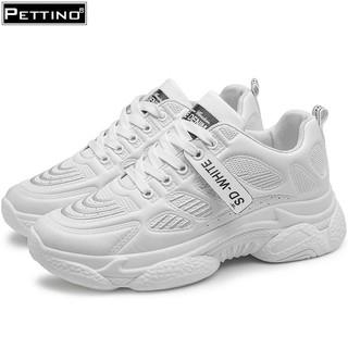 Giày Thể Thao Nam, Giày Sneaker Tăng 5 cm Chiều Cao phong cách Hàn Quốc 2021 PETTINO-SD03