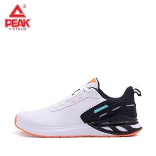 [Mã MABRVP7 giảm 10% tối đa 100K đơn 500k] Giày Chạy Bộ PEAK Running E04307H Trắng Đen thumbnail