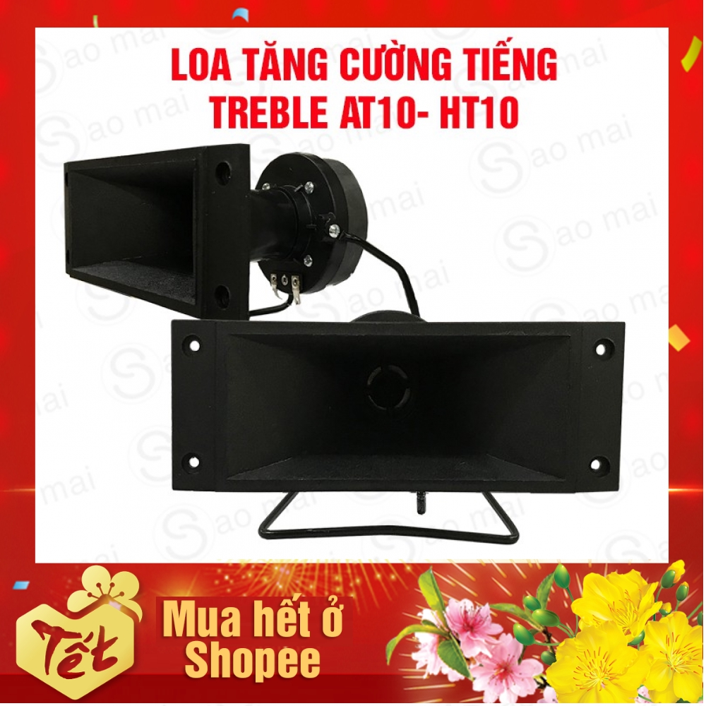 Loa treble kèn rời bổ sung treble cho dàn karaoke THUMPER AT 10 - HT 10