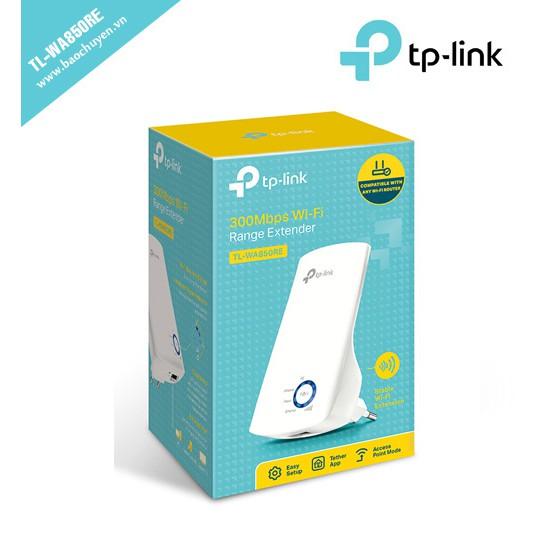 Bộ tiếp nối sóng Wifi TL-WA850RE 300Mbps