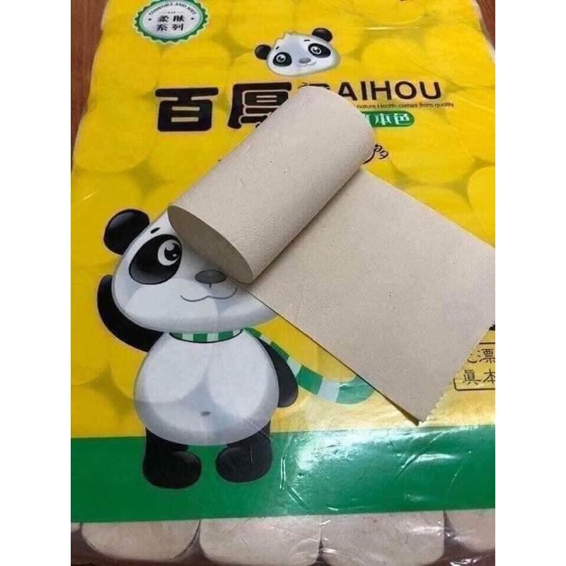 giấy vê sinh gấu trúc 36 cuộn