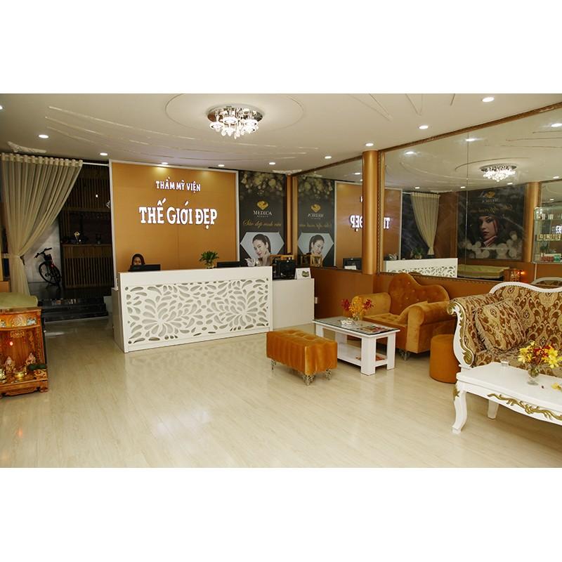 Hồ Chí Minh [Voucher] - High Class nâng cơ tại Thẩm mỹ thế giới đẹp Medica