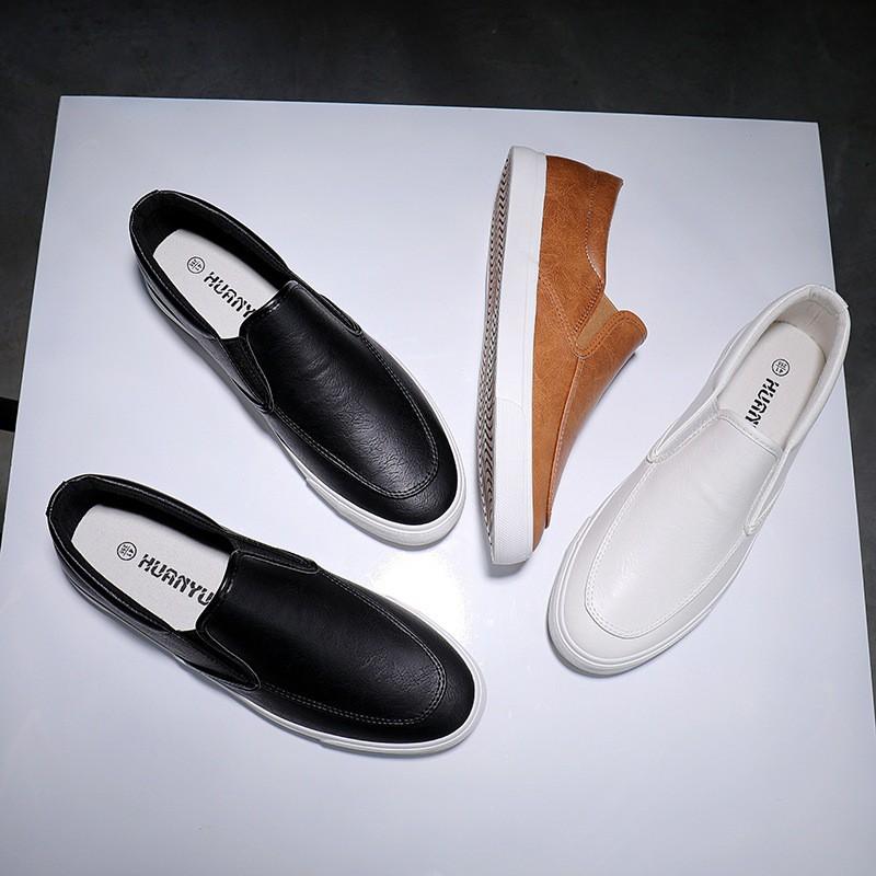 Giày Lười Da Nam Thời Trang Alami GLD021