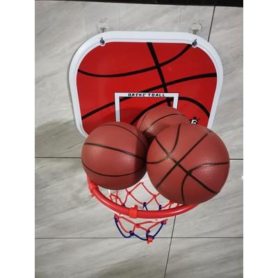 Đồ chơi bóng rổ Mini treo tường ⚡ PHÁT TRIỂN CHIỀU CAO ⚡Ngay tại nhà cho Trẻ 1-12 tuổi MasterKids