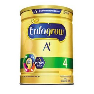 Hình ảnh [Mua 2 tặng 1] Combo 2 lon Sữa bột Enfa A+ 4 1750g/lon tặng 1 lon Enfa A+ 4 870g-1