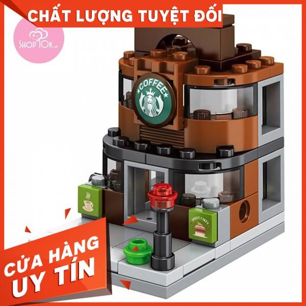 Đồ chơi Lego Sembo Block No.6608-6615