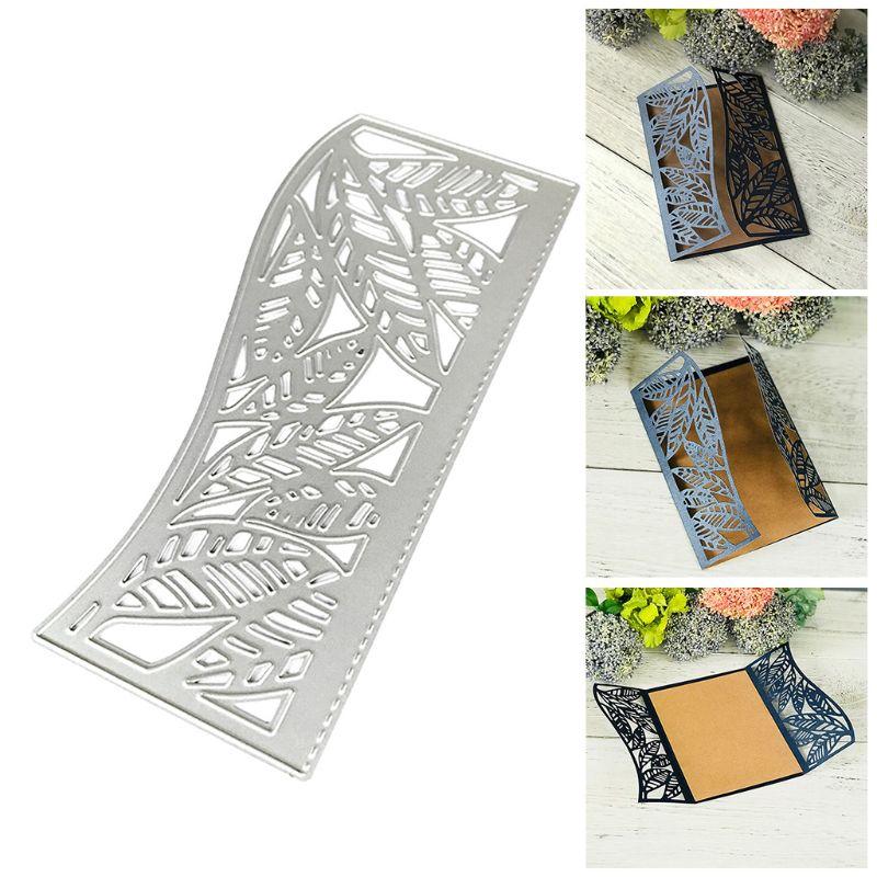 love*Tree Leaf Metal Cutting Dies Stencil DIY Scrapbooking Album  Paper Card Embossing Crafts Decor