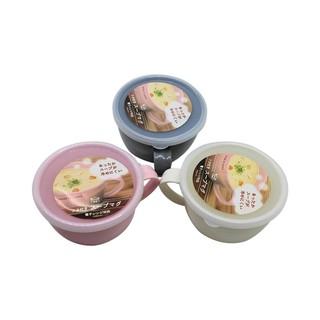 Cốc súp có nắp đậy nhựa PP cao cấp của Nhật Bản 360ml dùng nấu mỳ, hâm cháo, hâm bột cho Bé dùng trong lò vi sóng thumbnail