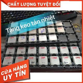 CPU ( Chip) E8400+ Keo tản nhiệt
