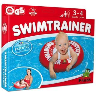 """Vòng Tập Bơi Swimtrainer """"Classic"""" BBP-FSA-01 (3 Tháng Đến 4 Tuổi) – Đỏ"""