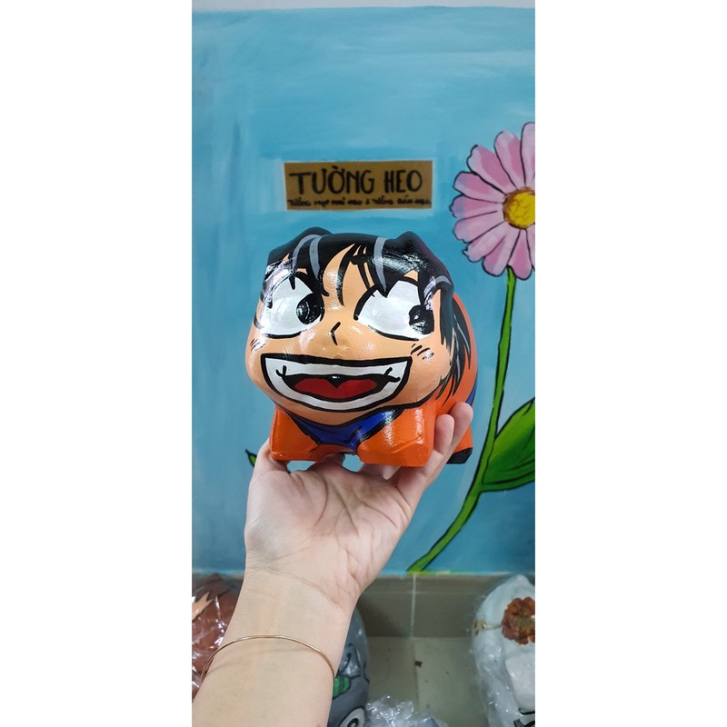 Heo đất handmade - songoku