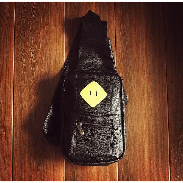 Túi Da đeo hông Da PU cao cấp 14 (hàng order)