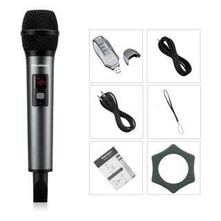 """Micro Excelvan K18V K18U - Micro bluetooth - Karaoke Trên Xe Hơi - Dùng Cho Loa giá chỉ còn <strong class=""""price"""">79.000.000.000đ</strong>"""