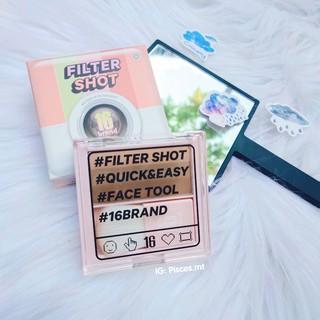 Phấn tạo khối 16Brand Filter Shot màu Shading Almond thumbnail