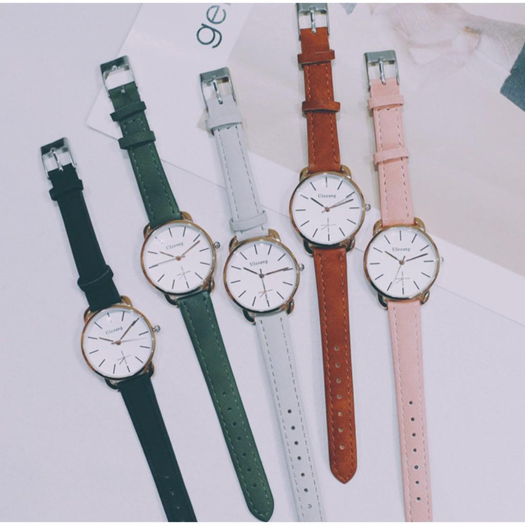 Đồng hồ nữ Hàn Quốc ULzzang