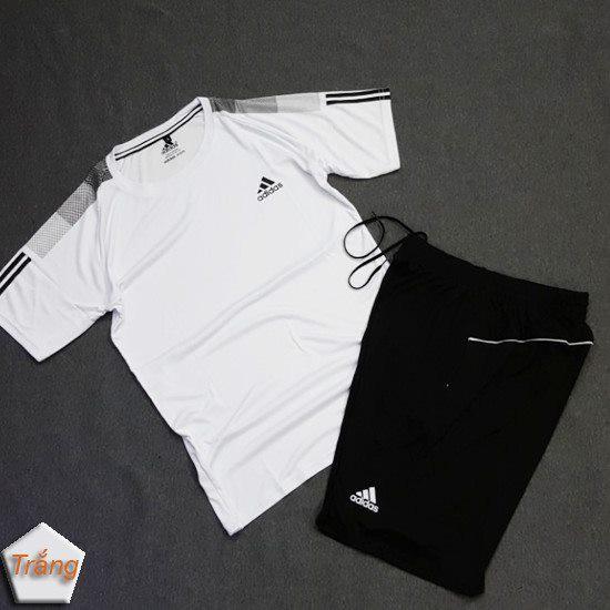 Bộ quần áo thể thao nam Adidas (Co giãn 4 chiều)