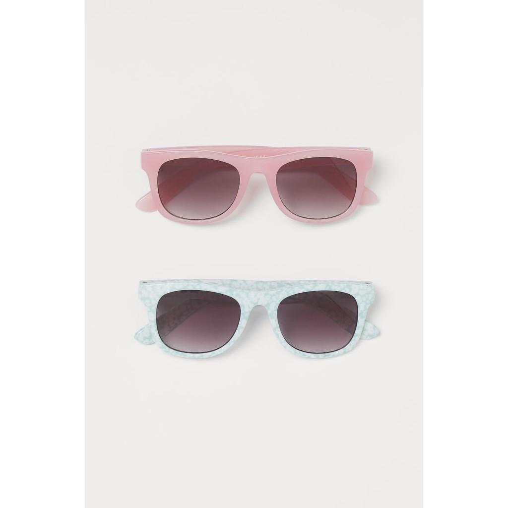 [ Hàng auth có sẵn ] Set 2 kính săn sale HM uk siêu xinh cho bé