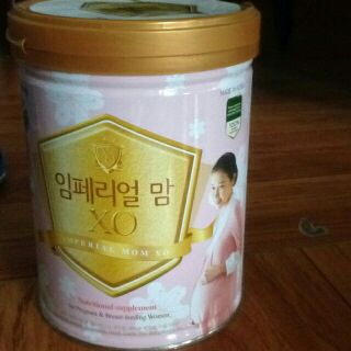 XO Mom - sản phẩm đặc chế cung cấp nguồn dinh dưỡng dành cho bà bầu và cho con bú