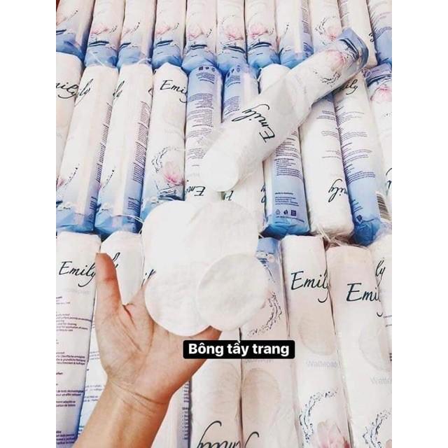Bông tẩy trang Emily- HÀNG CHÍNH HÃNG CS37