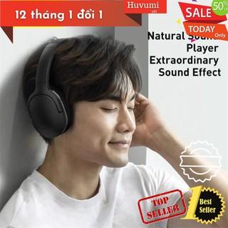 Tai nghe chụp tai không dây cao cấp Baseus Encok Wireless headphone D02 Pro LV438