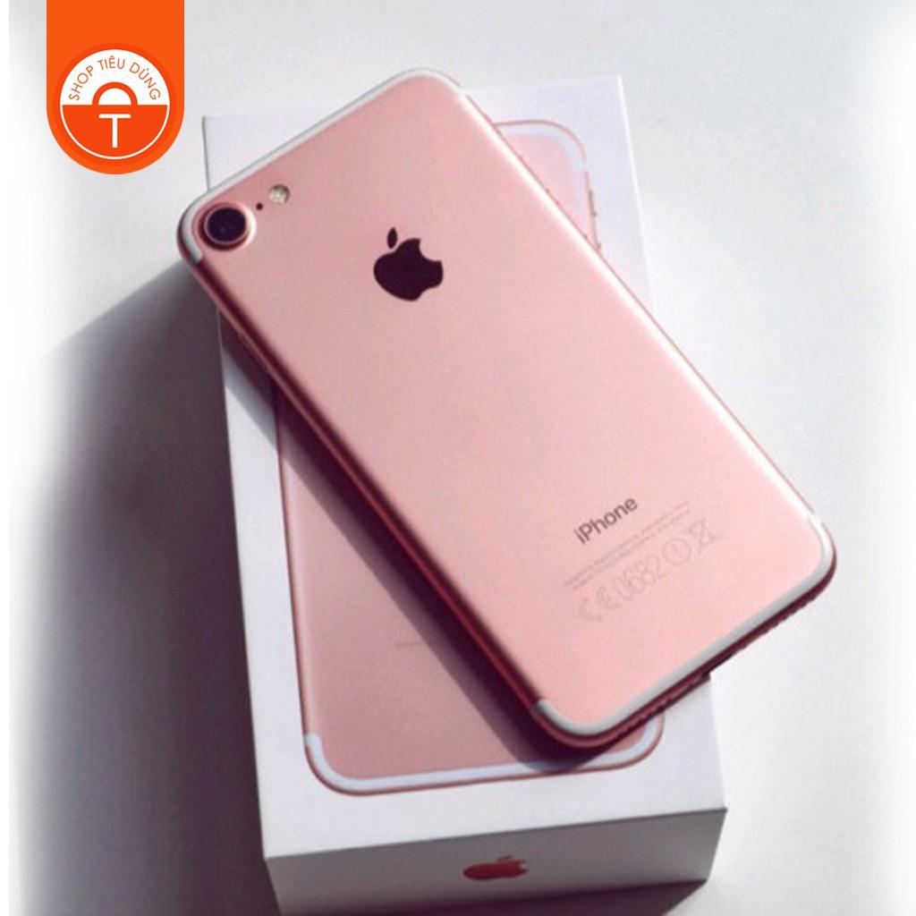 [Mã ELMT1M5 hoàn 6% đơn 1.5TR] ⚡️ Điện Thoại iPhone 7 Bản Quốc Tế 32Gb - Fullbox