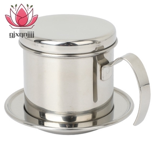with Fine Filter Screen Coffee Simple Drip Filter Maker for Baristas
