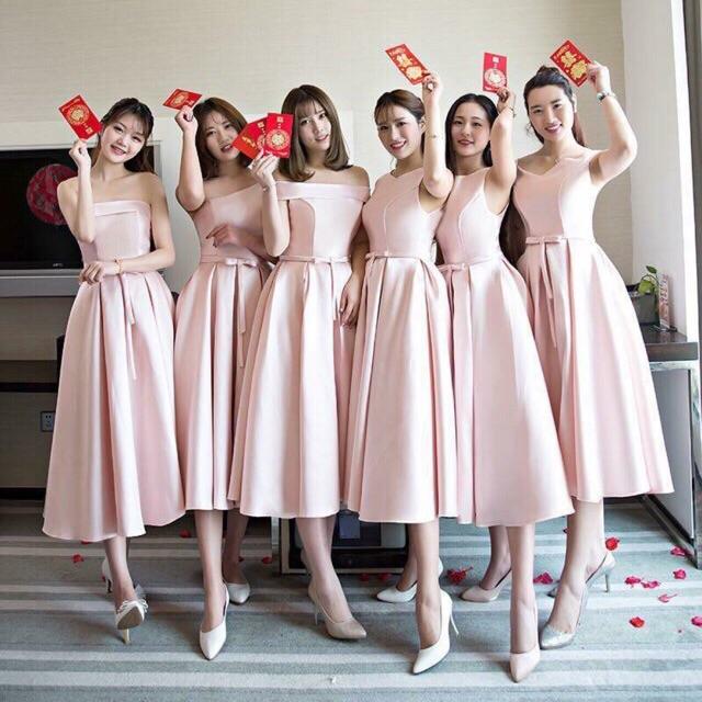 Váy dạ hội cúp ngực S