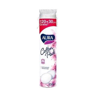 Bông Tẩy Trang Aura Cotton Beauty Cotton Pads thumbnail